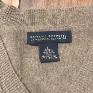 Banana Republic Sweaters - Men's Banana Republic Tan Sweater